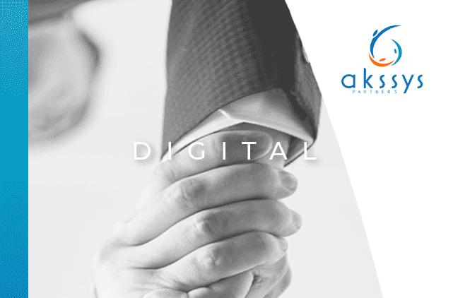 image mise en avant pour la création d'une présentation powerpoint pour Akssys Partners réalisée par Laurent Agier, agence de communication sur Toulon