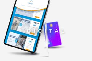 image mise en avant pour la création d'une plateforme de vente en ligne pour Akssys Partners réalisée par Laurent Agier, agence de communication sur Toulon