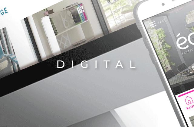 image mise en avant pour la création du site internet de la marque EDA réalisée par Laurent Agier, agence de communication sur Toulon