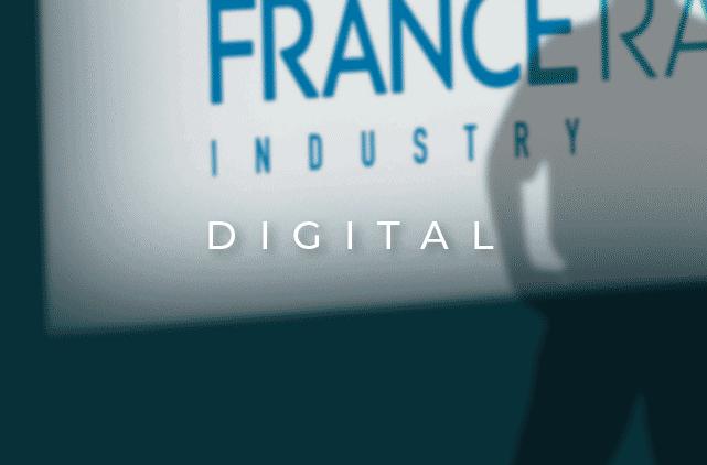 image mise en avant pour la création d'une présentation powerpoint pour France Rail Industry réalisée par Laurent Agier, agence de communication sur Toulon