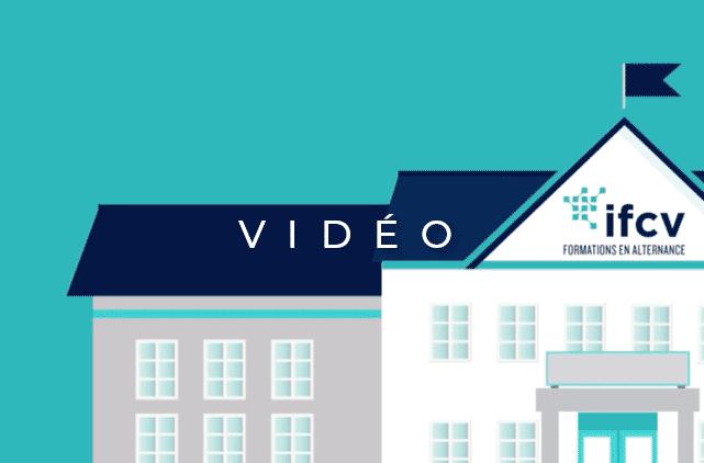 image mise en avant pour la création d'une vidéo promotionnelle sur l'IFCV par Laurent Agier : Agence de Communication située à Toulon