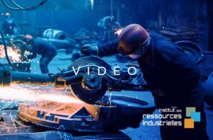 image mise en avant pour la création d'une vidéo promotionnelle pour l'Institut des Ressources Industrielles réalisée par Laurent Agier, agence de communication sur Toulon