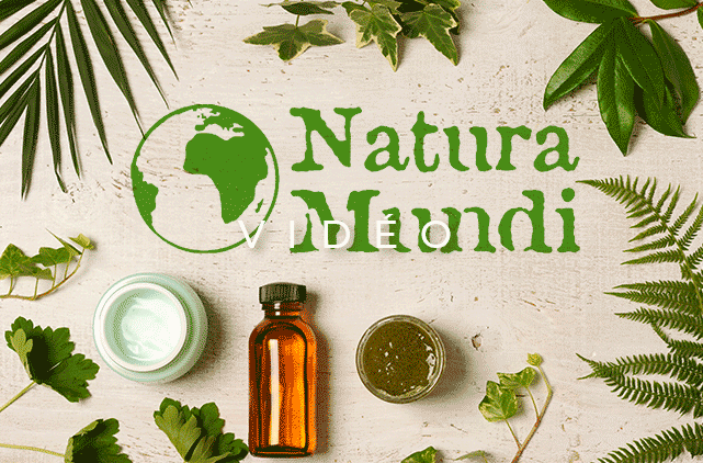 image mise en avant pour la création d'une vidéo promotionnelle pour la marque Natura Mundi réalisée par Laurent Agier, agence de communication sur Toulon