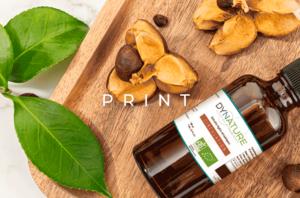 image mise en avant pour la création de packaging «Dynature» pour la marque Natura Mundi réalisée par Laurent Agier, agence de communication sur Toulon