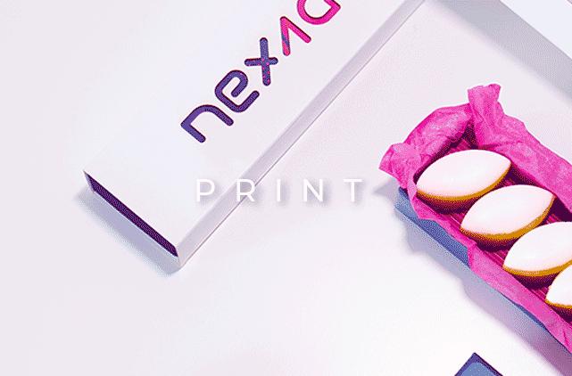 image mise en avant pour la création d'un packaging réalisée par Laurent Agier, agence de communication sur Toulon.