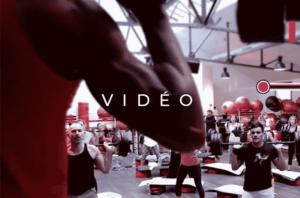 image mise en avant sur le tournage du film promotionnel pour la marque Wellness réalisé par Laurent Agier, agence de communication sur Toulon