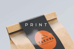 image mise en avant pour la création de packaging pour Yakhwa réalisée par Laurent Agier, agence de communication sur Toulon