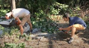 Image d'entête d'un article de blog pour le tournage d'une vidéo pour ludovic bourgeois par laurent agier, agence de communication sur Toulon