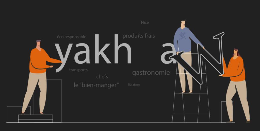 illustration de l'article «comment créer un logo professionnel» pour le brainstorming, rédigé par Laurent Agier - agence de communication basée sur Toulon