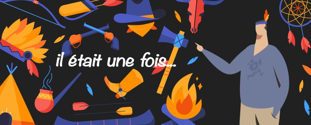illustration de l'article «comment créer un logo professionnel» pour le storytelling, rédigé par Laurent Agier - agence de communication basée sur Toulon