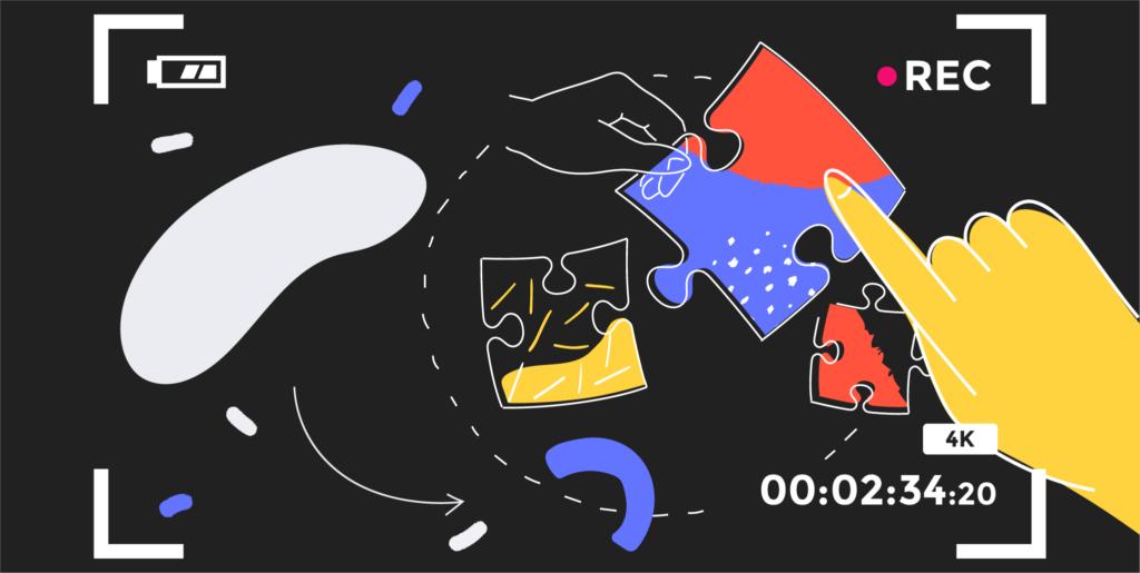 illustration de l'article «comment créer un film d'entreprise efficace» pour « votre problématique complémentaire », rédigé par Laurent Agier - agence de communication basée sur Toulon