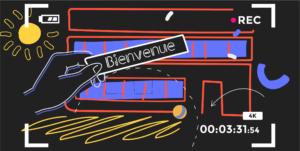 illustration de l'article «comment créer un film d'entreprise efficace» pour « parlez de votre entreprise », rédigé par Laurent Agier - agence de communication basée sur Toulon