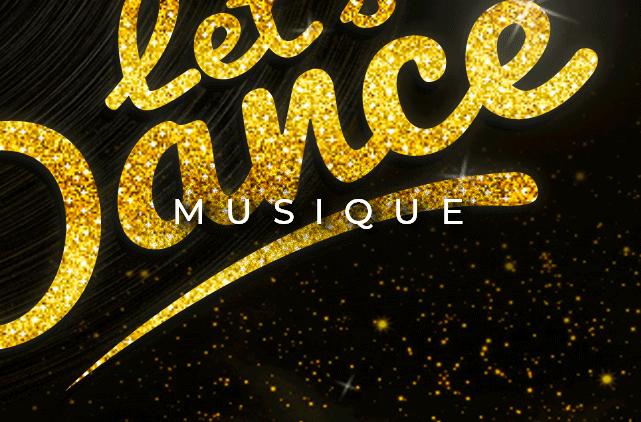 image mise en avant pour la création du morceau Let's Dance, composé par Laurent Agier : Agence de Communication située à Toulon