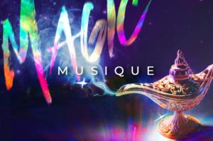 image mise en avant pour la création du morceau Magic, composé par Laurent Agier : Agence de Communication située à Toulon