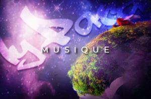 image mise en avant pour la création du morceau My Paradise, composé par Laurent Agier : Agence de Communication située à Toulon